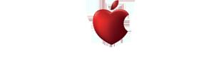 logo officine iphone prati con marconi e duilio